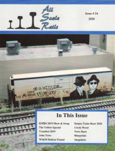 All Scale Rails Issue #24_2020 | eBooks | Magazines