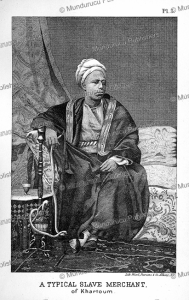 a typical slave merchant, of khartoum, alvan s. southworth, 1875