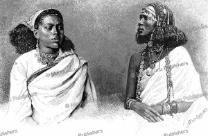 ethiopian and arabian slaves in khartoum, sudan, richard buchta, 1885