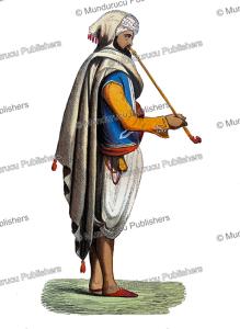 Moorish merchant, Doms, 1844 | Photos and Images | Digital Art