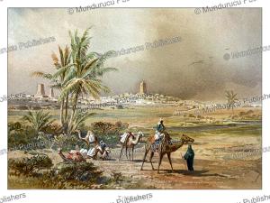 Timbuktu, Mali, E.J. Compton, 1891 | Photos and Images | Digital Art