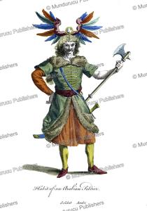 Arabian soldier, Hans Weiger, 1577 | Photos and Images | Digital Art