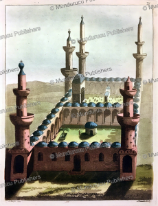 Temple at Mecca, Angelo Biasioli, 1817 | Photos and Images | Digital Art