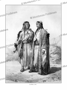 Bedouins, from the Vicinity of Suez, E. Prisse D'Avennes, 1851 | Photos and Images | Digital Art