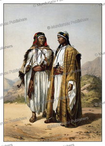 Bedouins from the Vicinity of Suez, d'Avennes Prisse, 1851 | Photos and Images | Digital Art