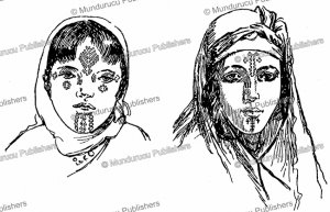 Bedouin women from Arabia, Carl Arriens, 1927 | Photos and Images | Digital Art