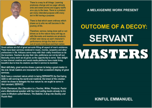 servant masters