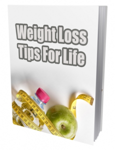 weight lost tips for life