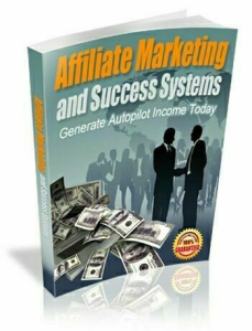 affiliate marketing and success systems pdf ebook