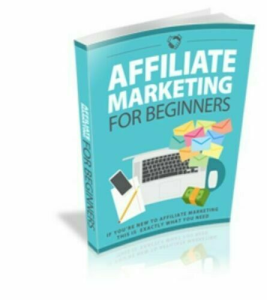affiliate marketing for beginners ebook