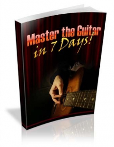 master the guitar in 7 days!