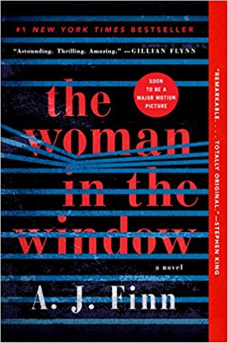 Second Additional product image for - The Woman in the Window - kindle-