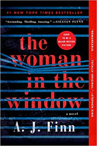 the woman in the window - kindle-
