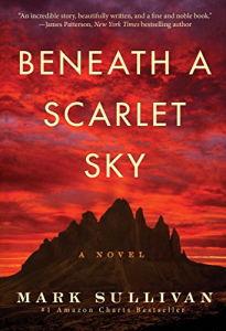 beneath a scarlet sky - kindle -