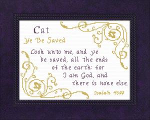 name blessings - cat