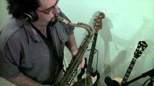 norman king-the first noel-soprano sax
