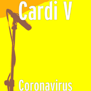 coronavirus text tone cardi b (iphone)