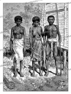 Negritos of the Island of Luzon, Philippines, Tofani, 1884 | Photos and Images | Digital Art
