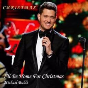 i'll be home for christmas (inspired by michael buble') custom arranged for vocal solo, big band rhythm, trumpets and trombones.
