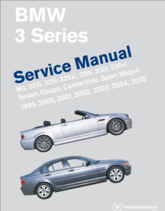 bentley e46 bmw service manual ( 1999 - 2005 )
