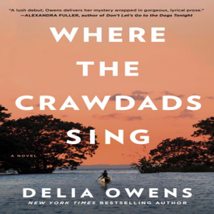 delia owens - where the crawdads sing-kindle -