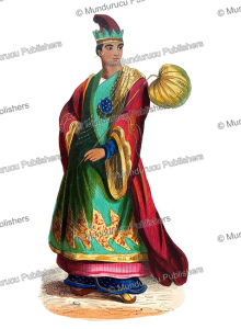 A noble man of Burma, L. Lisbet, 1843 | Photos and Images | Digital Art