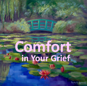 comfort in your grief