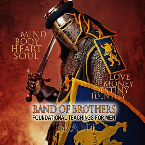Band Of Brothers Coaching For Men | Audio Books | Self-help