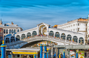 photos of venice in color