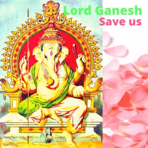hindu god ganesh print digital download