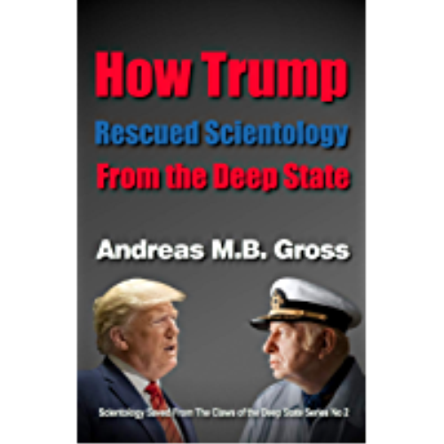 First Additional product image for - Josh Reads-How Trump Rescued Scientology From The Deep State