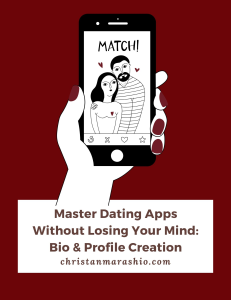 create an eye-catching dating app profile that will get you dates