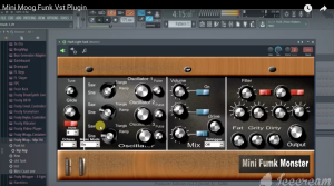 mini moog d vst plugin