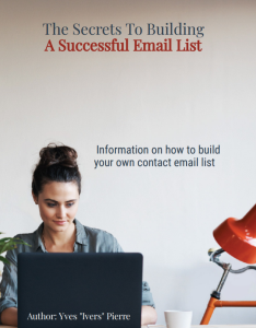 the secret to building a successful email list