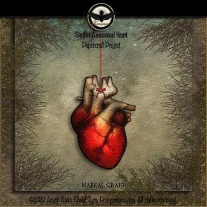 stuffed anatomical heart