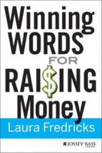 winning words for raising money