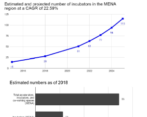 startup incubator market analysis in the mena (middle east and north africa) region