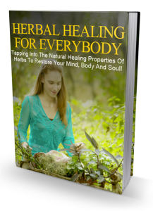 herbal healing for everybody