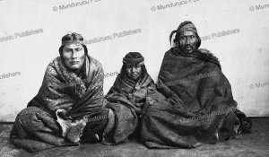 Indians of Patagonia, Estaban Gonnet, 1866 | Photos and Images | Digital Art