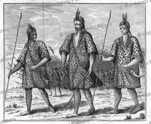 abipo´n soldiers of the argentine gran chaco, dobrizhoffer, 1784