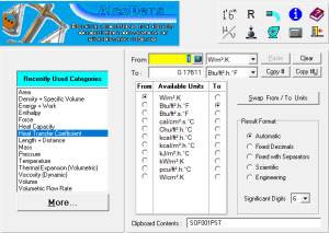Unit converter software for Engineers, Managers | Software | Design