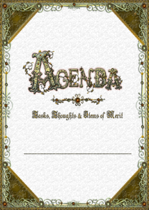 mystickal plans printable agenda book