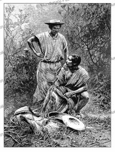 mojen~os or moxos (mojos), bolivia, jules lave´e, 1887
