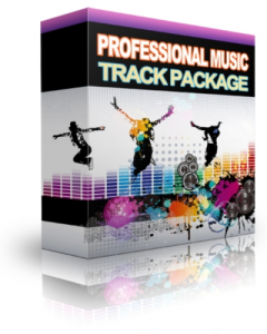 Professional music pack- product with reseller license (PLR) | Music | Soundbanks