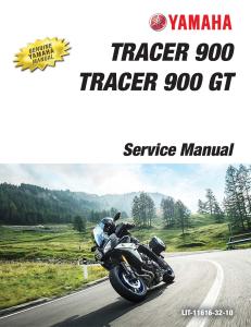 yamaha tracer 900 tracer 900 gt workshop & repair manual