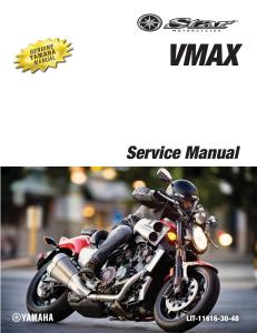 YAMAHA MOTORCYCLE VMAX 2017-2020 Workshop & Repair manual | Documents and Forms | Manuals