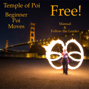 Beginner Poi FTL & Moves Manual | Movies and Videos | Educational