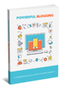 Powerful Blogging | eBooks | Computers