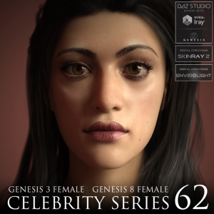 celebrity series 62 for genesis 3 and genesis 8 female