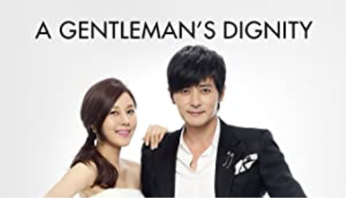 First Additional product image for - A Gentleman's Dignity -all episode -34Gb